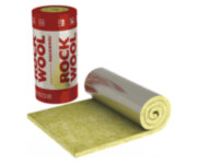 ТЕПЛОИЗОЛЯЦИЯ ROCKWOOL LAMELLA MAT WITH ALU FOIL  30мм